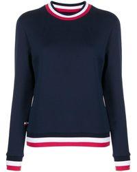 Rossignol Contrast-trip Sweatshirt - Blue