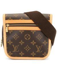 Louis Vuitton - Поясная Сумка Bosphore Pre-owned - Lyst