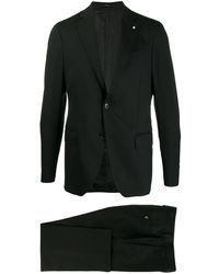 Lardini Costume classique - Noir