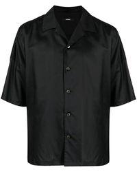 Attachment Camicia a manica corta - Nero