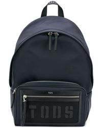 Tod's バックパック - ブラック