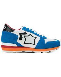 Atlantic Stars - Star Patch Sneakers - Lyst