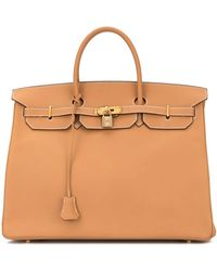 Hermès 2006 Pre-owned Birkin 40 Hand Bag - Brown