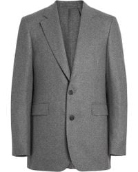 Burberry - Classic Fit Wool Cashmere Tailored Jacket - Lyst