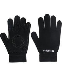 Givenchy Перчатки С Логотипом - Черный