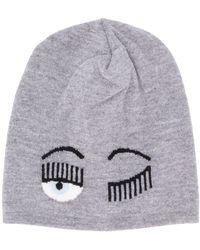 667c1f3ca Flirting Beanie Hat - Gray