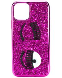 Chiara Ferragni - Winking Eye Iphone 11 ケース - Lyst