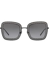 Dolce & Gabbana Square-frame Frames - Black