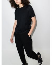 Sweaty Betty Modify Tシャツ - ブラック
