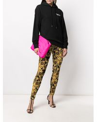 Versace Jeans Couture - バロックプリント レギンス - Lyst
