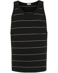 Osklen - Striped Tank Top - Lyst