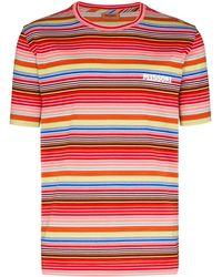 Missoni - ロゴ Tシャツ - Lyst