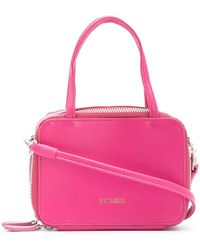 Dheygere Double-zip Mini Tote - Pink