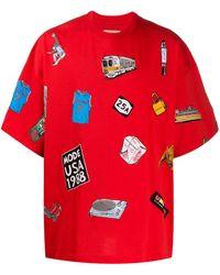 Buscemi - グラフィック Tシャツ - Lyst