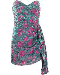 For Love & Lemons Vestido de fiesta con lentejuelas - Rosa