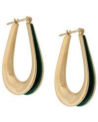 Annelise Michelson - Ellipse Xs Hoop Earrings - Lyst