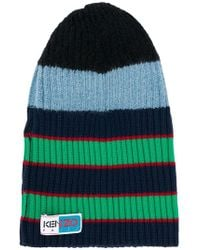 KENZO - Knitted Hat - Lyst