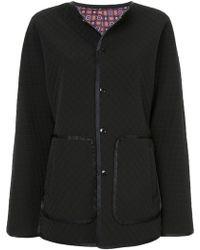 Astraet - Crosshatch Jacket - Lyst