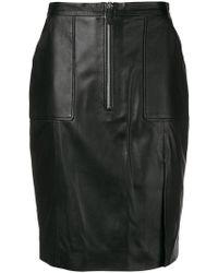 Altuzarra - Zipped Pencil Skirt - Lyst
