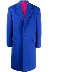 Versace シングルコート - ブルー