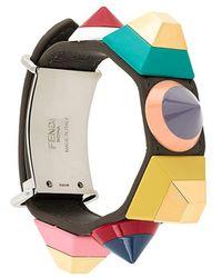 Fendi - Rainbow Bracelet - Lyst