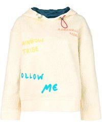 Mira Mikati Embroidered Hoodie - Meerkleurig