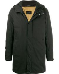 Dell'Oglio Cooper パデッドジャケット - ブラック