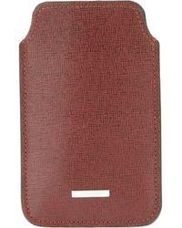 Fendi Calf Leather Iphone 5 And 5s Case - マルチカラー