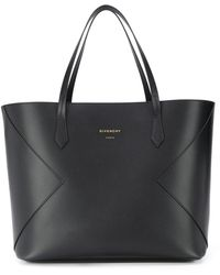 Givenchy Bolso shopper Wing grande - Negro