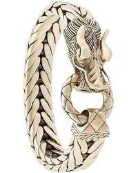 John Hardy Legends Naga Station Bracelet - Metallic