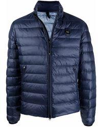 Blauer パデッドジャケット - ブルー