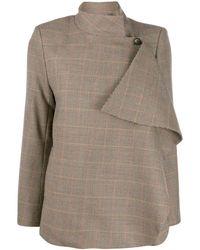 Teija Takki Tailored Blazer - Brown