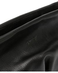 Marsèll Pochette à design structuré - Noir