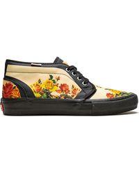 Vans Chukka Pro Sneakers - Zwart