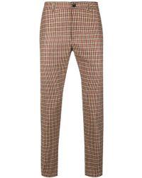 Department 5 - Pantalones con corte slim - Lyst