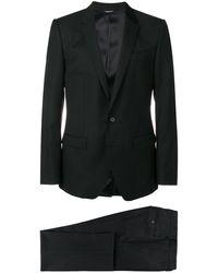 Dolce & Gabbana ツーピース スーツ - ブラック