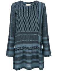 Cecilie Copenhagen | Tapestry Print Dress | Lyst