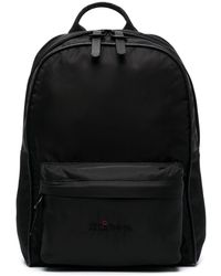 Kiton ロゴ バックパック - ブラック