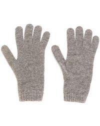 Pringle of Scotland - Classic Cashmere Gloves - Lyst