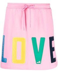 Love Moschino - Love イージースカート - Lyst