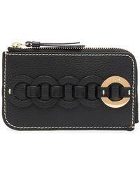 Chloé Darryl 財布 - ブラック