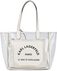 Karl Lagerfeld - K/journey ハンドバッグ - Lyst