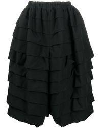 Comme des Garçons - レイヤード スカート - Lyst