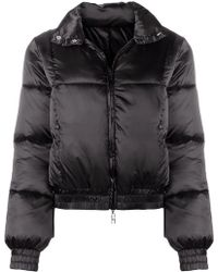 Pinko - Amour Impossible Puffer Jacket - Lyst