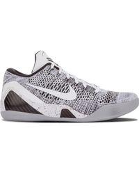 Nike Kobe 9 Elite Low スニーカー - グレー
