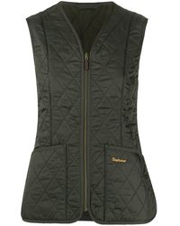 Barbour Quilted Gilet - Green