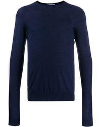 Christian Wijnants Fine Knit Jumper - Blue