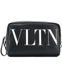 Valentino Trousse Garavani VLTN - Nero