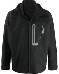 Givenchy - ロゴ ウインドブレーカー - Lyst