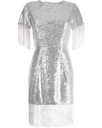 Macgraw Potion ドレス - メタリック